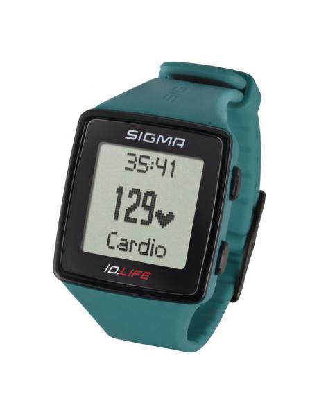 SIGMA Спортивные часы ID.LIFE PINE GREEN Артикул: SIG24610