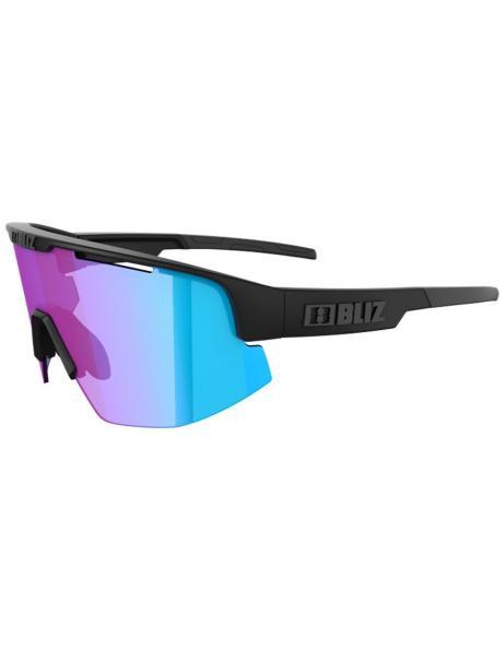 BLIZ Спортивные очки MATRIX SMALLFACE NANO OPTICS NORDIC LIGHT Matt Black Артикул: 52107-14N