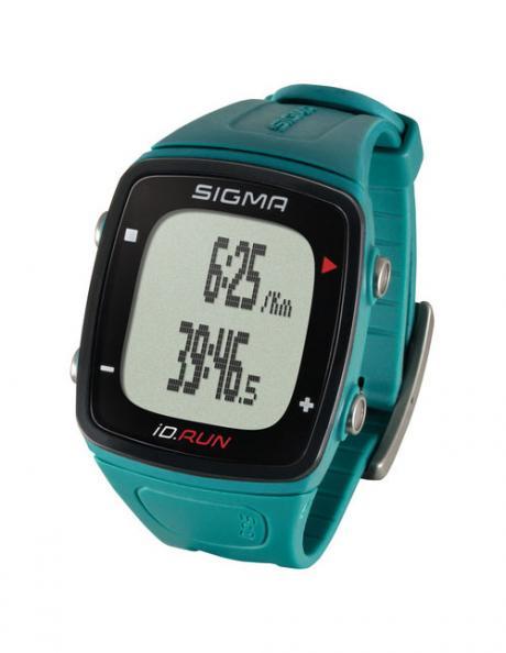 SIGMA Спортивные часы ID.RUN PINE GREEN Артикул: SIG24820