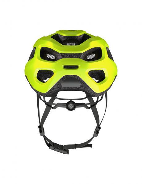SCOTT Шлем SUPRA YELLOW FLUORESCENT Артикул: 249287-4310