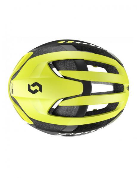 SCOTT Шлем CENTRIC PLUS YELLOW RC Артикул: 250023-5859