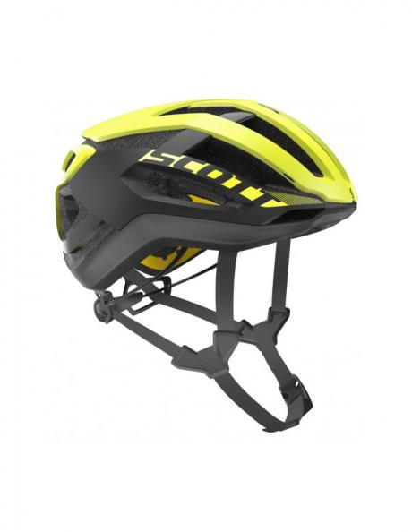 SCOTT Шлем CENTRIC PLUS YELLOW RC Артикул: 250023-5859
