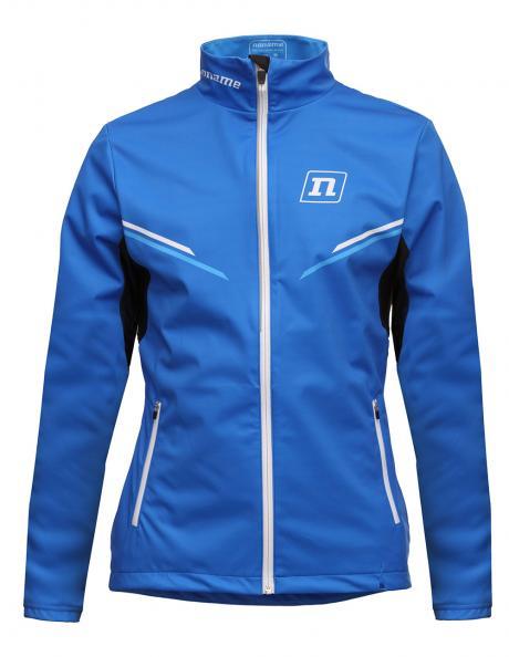 NONAME Куртка разминочная PRO SOFTSHELL JKT 20 UX BLUE Артикул: 251218-3