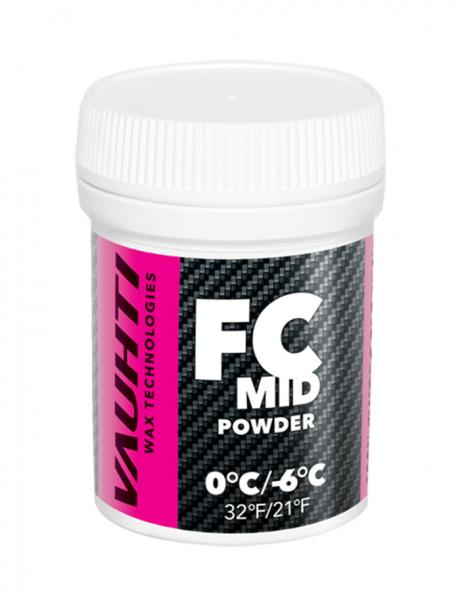VAUHTI Порошок FC POWDER MID (0/-6), 30 г Артикул: 320-FCPM