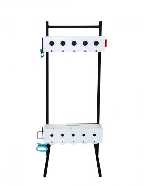 Комплект стоек для биатлонных мишенных установок Артикул: 33602051806