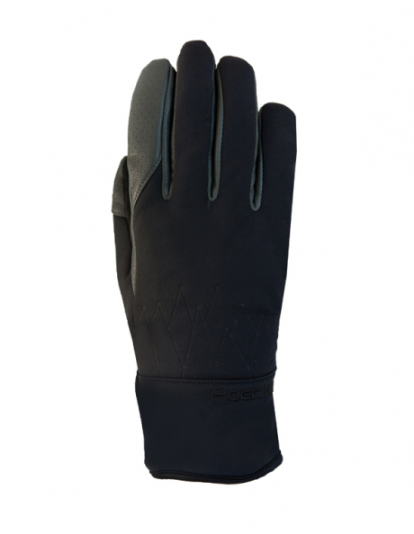 ROECKL Горнолыжные перчатки CORVARA GTX® black Артикул: 3402-227