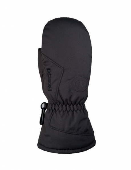 ROECKL Горнолыжные варежки детские ALSEN GTX® Mitten black Артикул: 3405-019