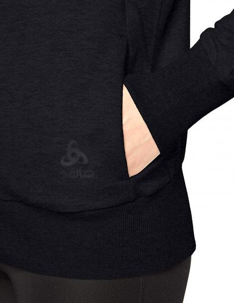 ODLO Джемпер женский с капюшоном на молнии ALMA NATURAL Артикул: 350591