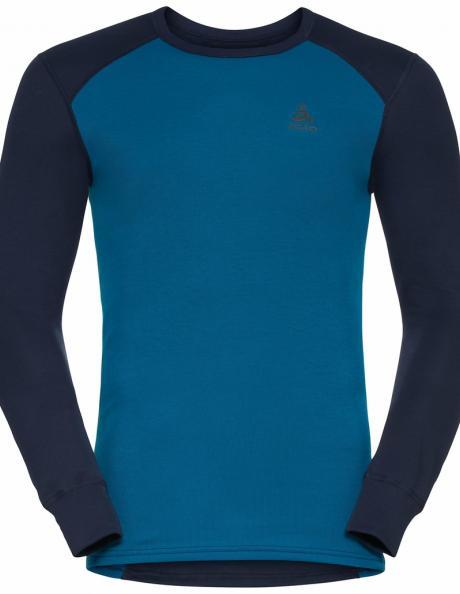ODLO Комплект мужской: футболка с длинным рукавом + кальсоны ACTIVE WARM ECO Special Set Артикул: 196702