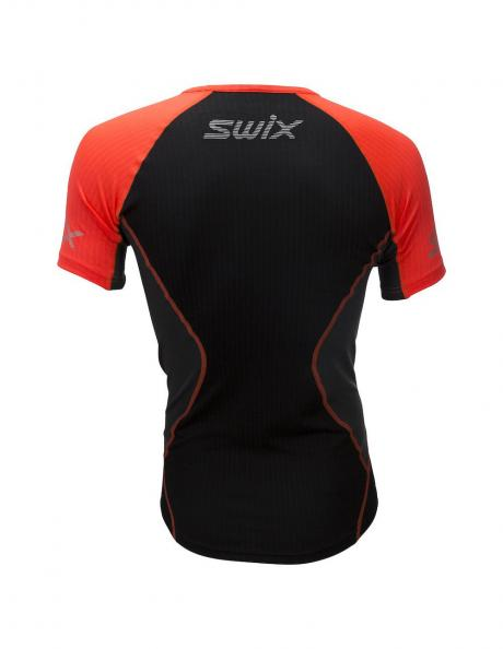 SWIX Футболка с коротким рукавом мужская RADIANT RACEX Артикул: 40611