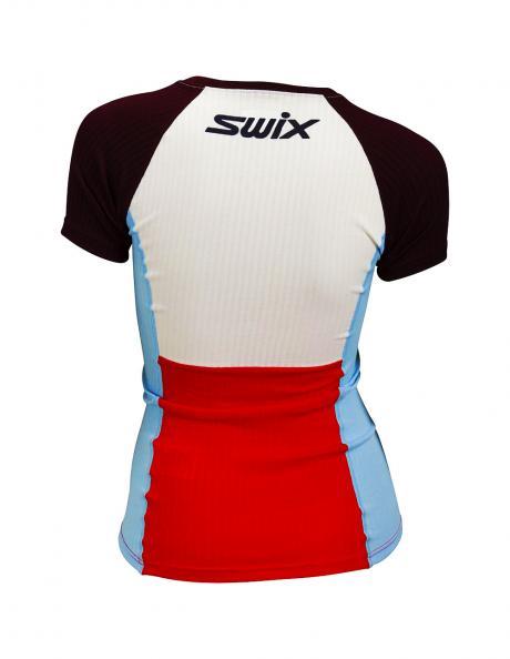 SWIX Футболка с коротким рукавом женская RaceX Артикул: 40806