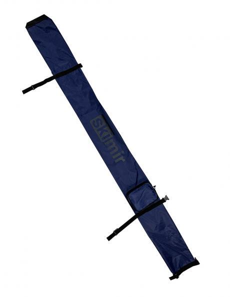 SKIMIR Чехол для лыж NORDIC LIGHT POCKET Dark Blue, 220 см Артикул: 4087-10-D03