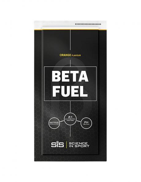 SIS Напиток углеводный с электролитами в порошке BETA FUEL апельсин, 84 г Артикул: 5025324004133