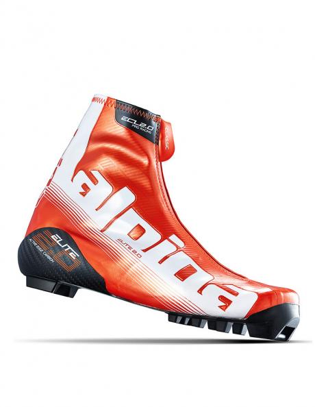 ALPINA Лыжные ботинки ECL 2.0 RED/BLACK/WHITE Артикул: 5145