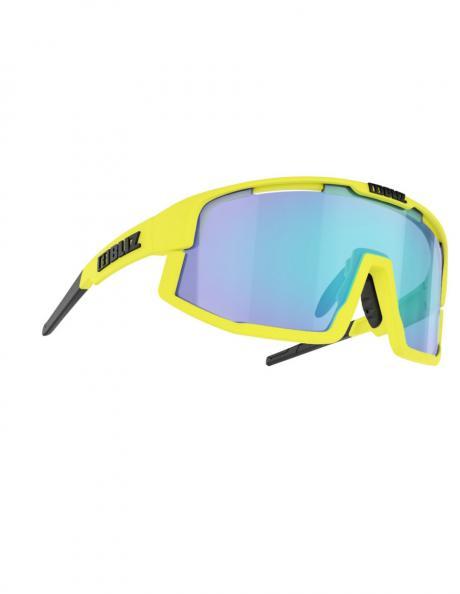 BLIZ Спортивные очки VISION Matt Neon Yellow Артикул: 52001-63