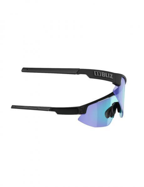 BLIZ Спортивные очки MATRIX NORDIC LIGHT Matt Black Артикул: 52004-13N