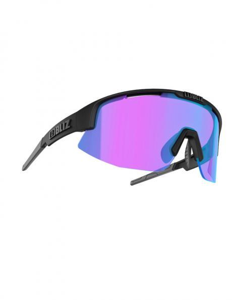 BLIZ Спортивные очки MATRIX NORDIC LIGHT Matt Black Артикул: 52004-14N