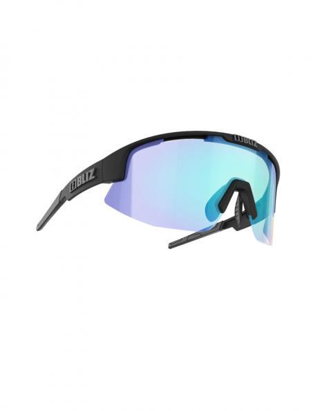 BLIZ Спортивные очки MATRIX NORDIC LIGHT SMALLFACE Matt Black Артикул: 52007-13N