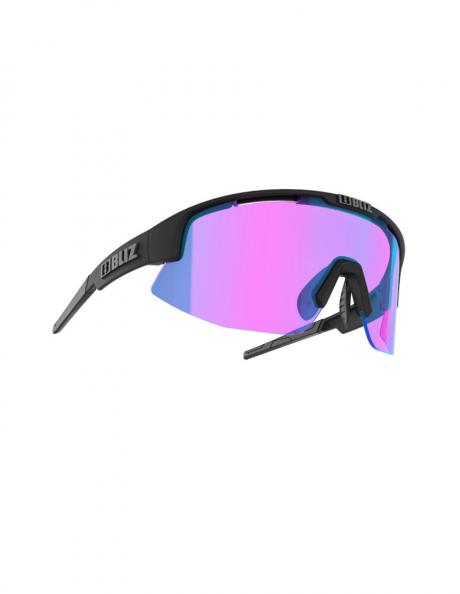 BLIZ Спортивные очки MATRIX NORDIC LIGHT SMALLFACE Matt Black Артикул: 52007-14N