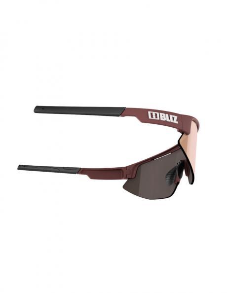 BLIZ Спортивные очки MATRIX SMALLFACE Matt Burgundy Артикул: 52007-49