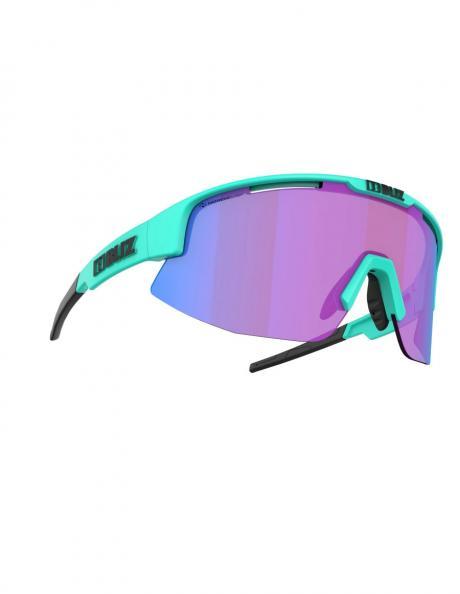 BLIZ Спортивные очки MATRIX NANO NORDIC LIGHT Turquoise Артикул: 52104-34N