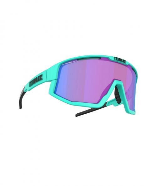 BLIZ Спортивные очки FUSION NANO NORDIC LIGHT Turquoise Артикул: 52105-34N