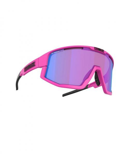 BLIZ Спортивные очки FUSION NANO NORDIC LIGHT Neon Pink Артикул: 52105-44N
