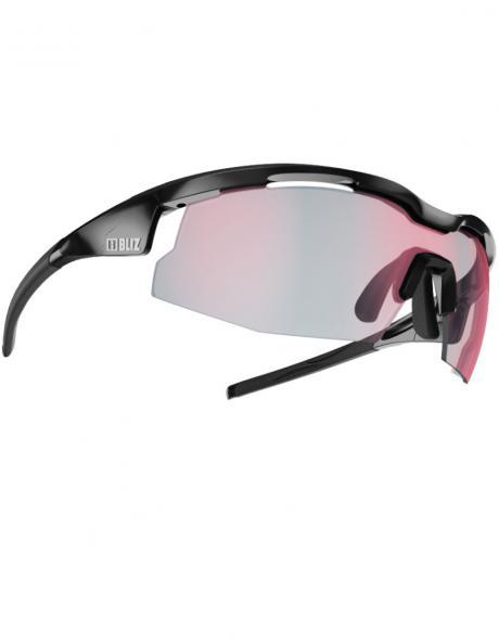 BLIZ Спортивные очки SPRINT M14 Shiny Black ULS Артикул: 52603-14