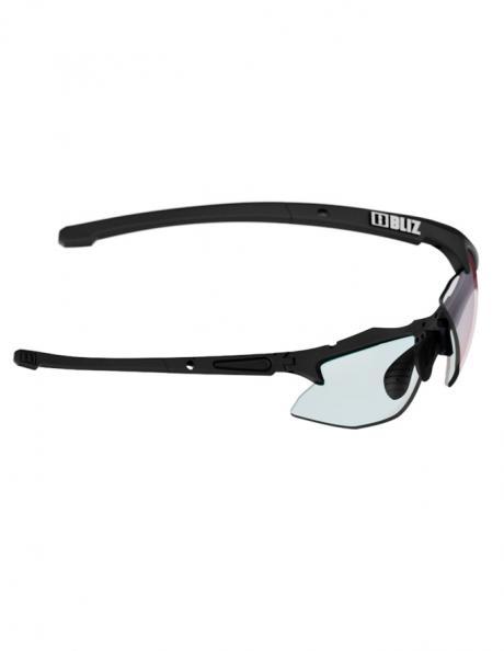 BLIZ Спортивные очки со сменными линзами Active Rapid Matt Black/Grey ULS Артикул: 52802-14U