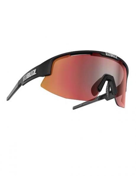 BLIZ Спортивные очки MATRIX Matt Black M10 Артикул: 52804-14