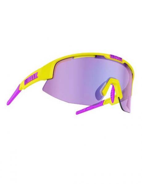 BLIZ Спортивные очки  Active Matrix Yellow M10 Артикул: 52804-63