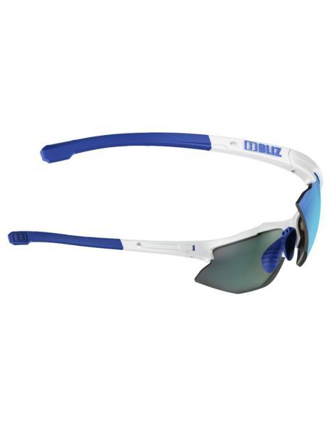 BLIZ Спортивные очки со сменными линзами Active Hybrid White Артикул: 52806-03