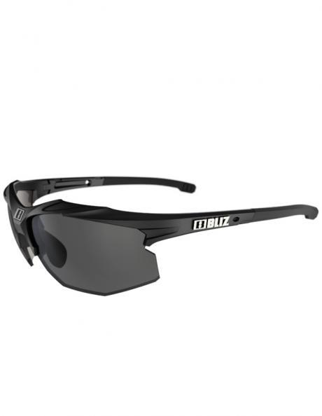 BLIZ Спортивные очки со сменными линзами Active Hybrid Matt Black Артикул: 52806-10