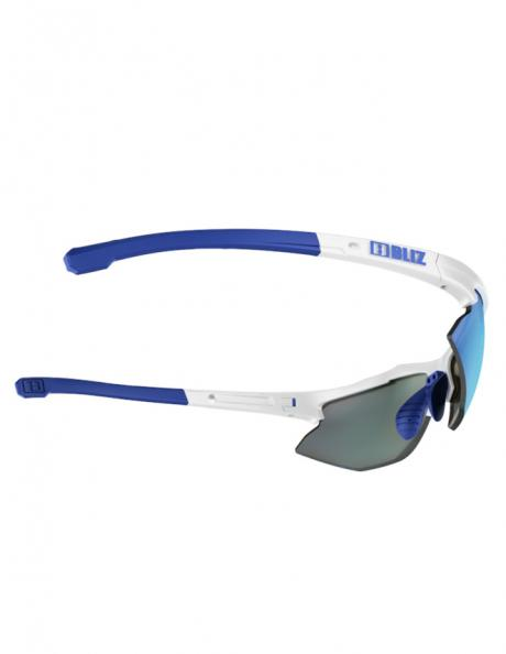 BLIZ Спортивные очки со сменными линзами Active Hybrid Smallface White Артикул: 52808-03