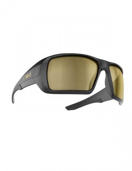 BLIZ Спортивные очки с поляризационными линзами SUMMIT Matt Black Polarized Артикул: 52809-19