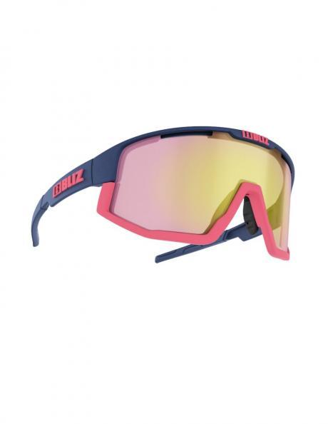 BLIZ Спортивные очки FUSION Matt Dark Blue Артикул: 52905-34