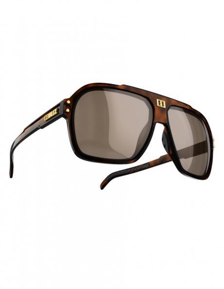 BLIZ Спортивные очки c поляризованными линзами TARGA M11 Demi Brown Polarized Артикул: 54604-29
