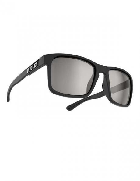BLIZ Спортивные очки c поляризованными линзами LUNA M11 Matt Rubber Black Артикул: 54705-19