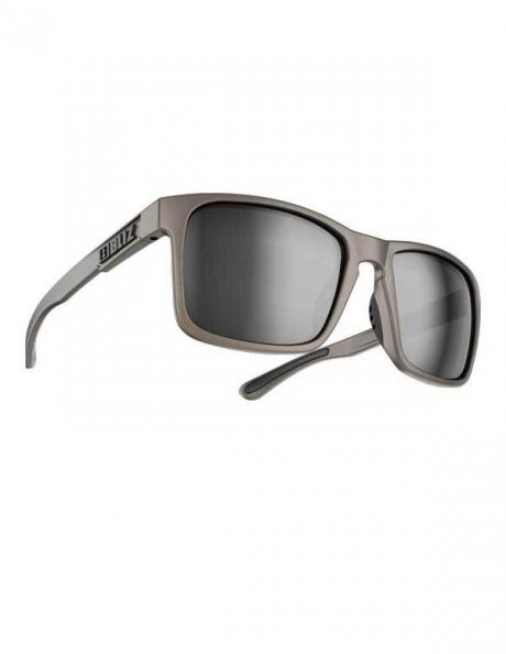 BLIZ Спортивные очки LUNA Aluminium gun Артикул: 54805-81