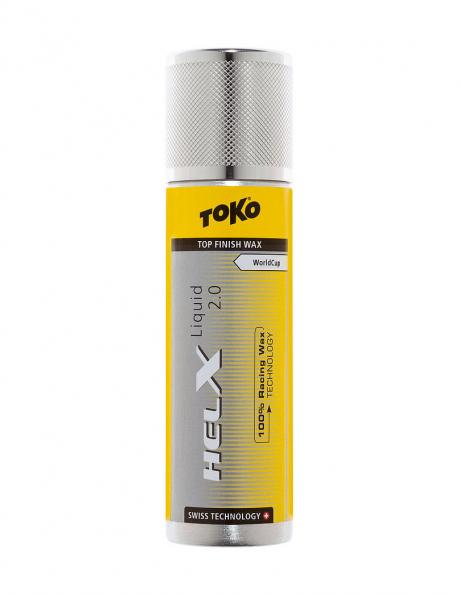 TOKO Спрей-ускоритель HelX liquid 2.0 Yellow (+10/-4), 50 мл. Артикул: 5503001