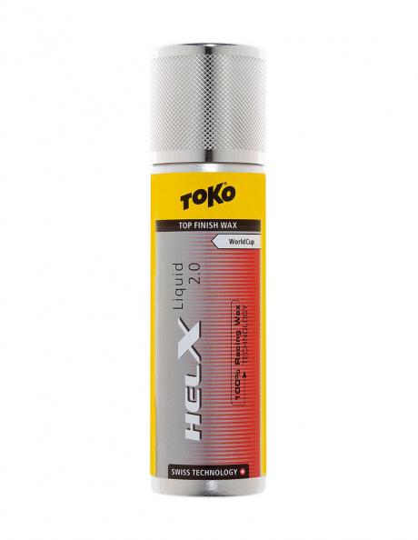 TOKO Спрей-ускоритель HelX liquid 2.0 Red (-2/-12), 50 мл. Артикул: 5503002