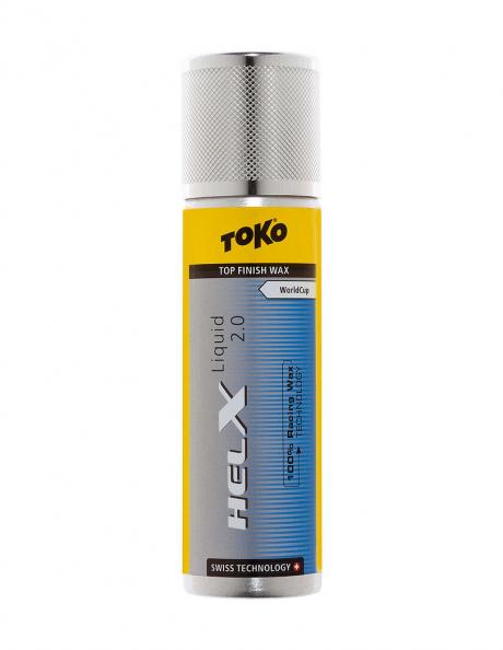 TOKO Спрей-ускоритель HelX liquid 2.0 Blue (-8/-30), 50 мл Артикул: 5503003
