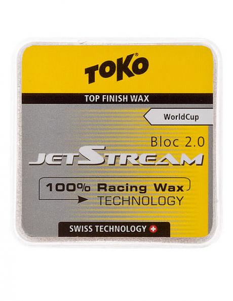 TOKO Ускоритель JetStream Bloc 2.0 Yellow, 20 г Артикул: 5503021