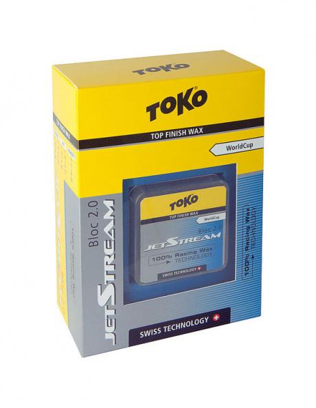TOKO Ускоритель JetStream Bloc 2.0 Blue 20 г Артикул: 5503023