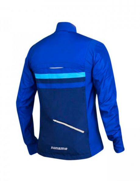 NONAME Куртка RUNNING JACKET PLUS UNISEX 17 Navy/Blue Артикул: 6000025