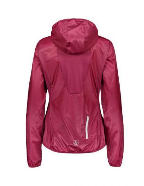 NONAME Куртка женская WIND JACKET WOS 19 Dark Rose Артикул: 6000019