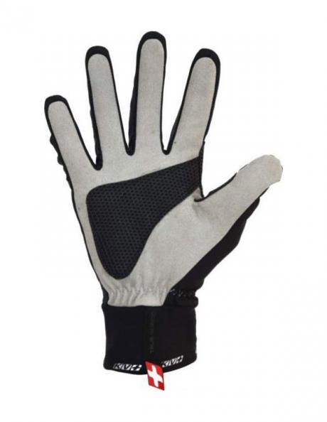 KV+ Перчатки лыжные ELITE Black/Royal Артикул: 8G04.1