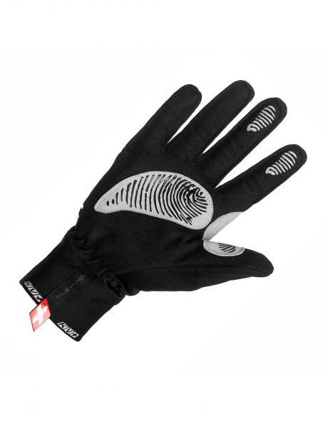 KV+ Перчатки лыжные RACE Black Артикул: 8G08.1
