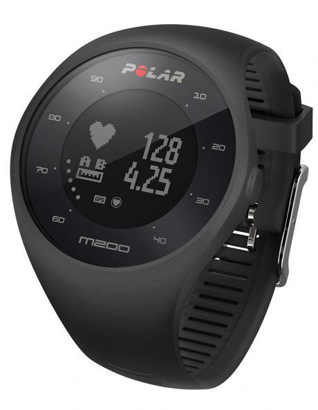 POLAR Спортивные часы M200 HR BLACK Артикул: 90061201