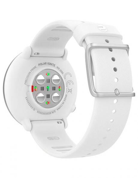 POLAR Спортивные часы IGNITE WHITE Артикул: 90071067